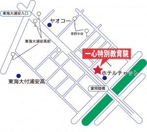 一心浦安研修院最寄バス停